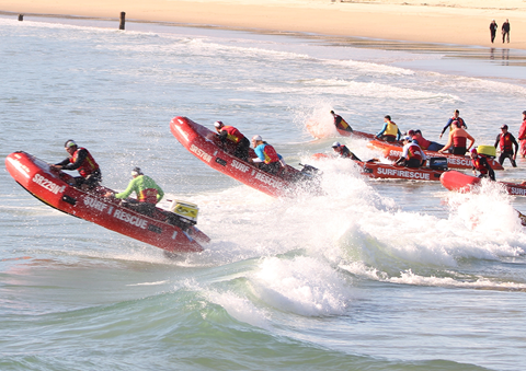 IRB Races Into Second Round