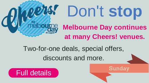 You'll be saying Cheers! with these fantastic offers