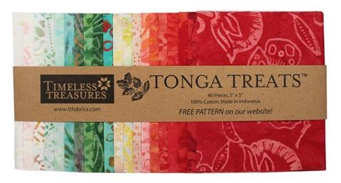 Tonga Batiks at Cary Quilting