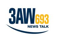 Radio 3AW logo