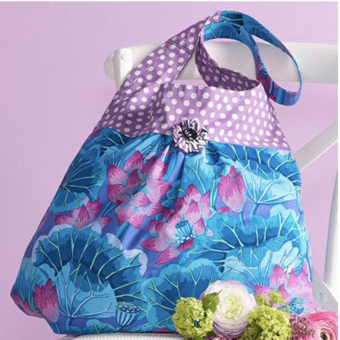 Fancy Free Slouchy Bag