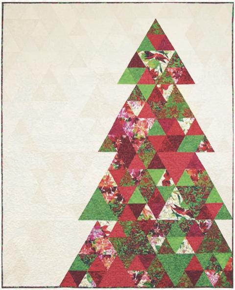 Bright Christmas free pattern