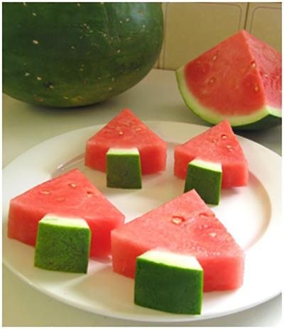 Watermelon tree