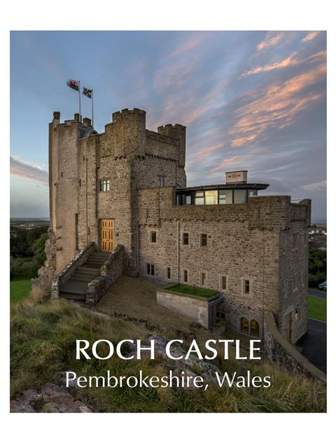 Roch Castle, Pembrokeshire