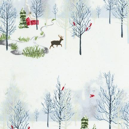 Winter Shimmer II