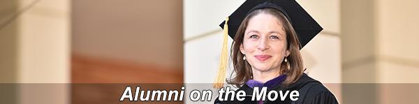 Alumni on the Move (Jesse Kornberg)
