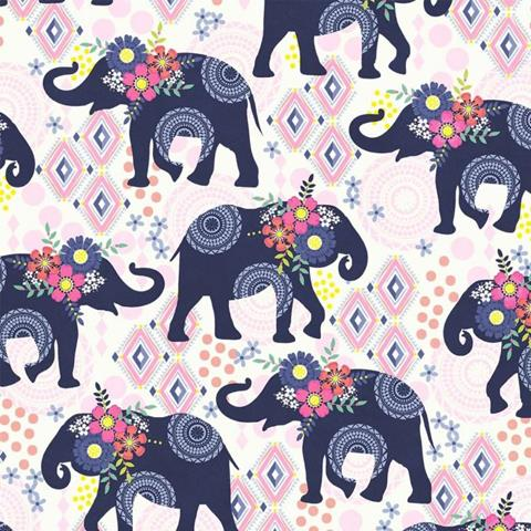 Bungalow elephants