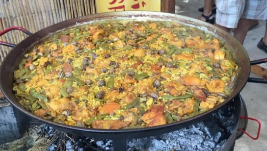No 1 paella, watch the TV report now