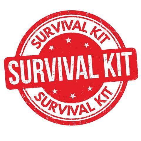 Quilters Stash Survival Kit