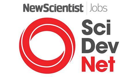 New Scientist & SciDev Net logos