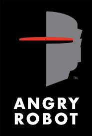 Angry Robot Publishers Logo