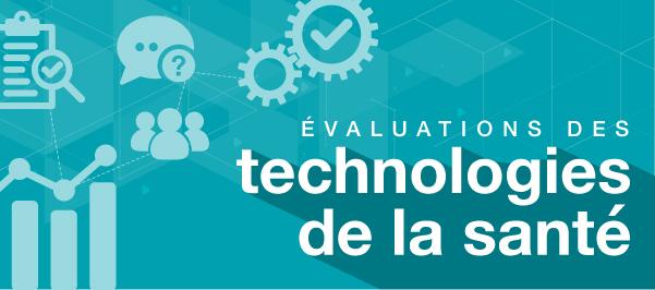 Graphique  évaluation des technologies de la santé