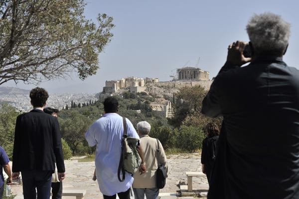 Documenta Kassel in Athen