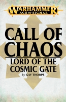 Cover of Lord of the Cosmic Gate by Gav Thorpe, published by Black Library