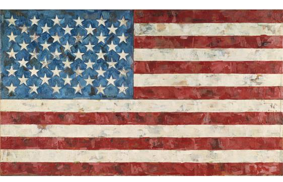 Le Caprice RA Jasper Johns Package