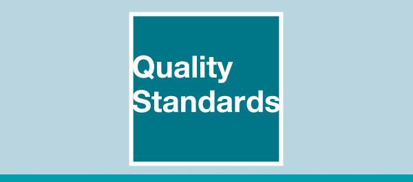 Logo: Quality Standards