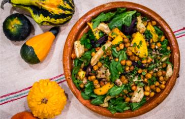 The Mount Street Deli Detox Salads
