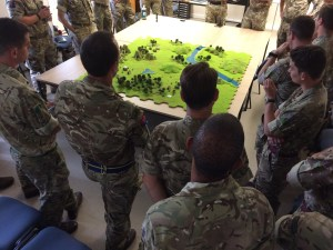 The model can be used in conjunction with a virtual defence simulation system that uses Bohemia Interactive's VBS3 software. RINA