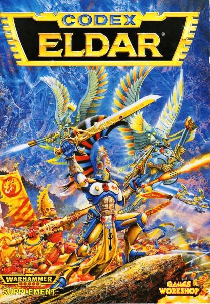 Cover of Codex: Eldar