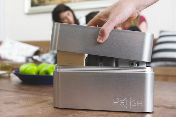 THIS BOX IS DESIGNED ONLY TO BLOCK YOUR CELL PHONE SIGNAL & SAVE YOU FROM DISTRACTION