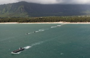 Amphibious operations have been identified as a strategic priority for the Innovation Hub. Defence