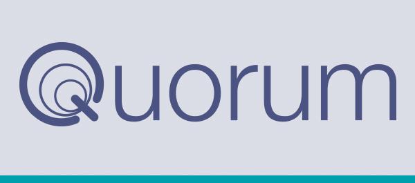 Logo: Quorum