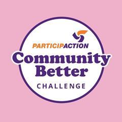 ParticipACTION's Community Better Challenge logo.