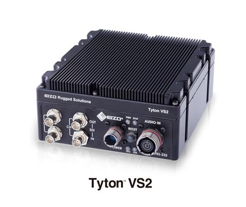Tyton VS2 HEVC (H.265)