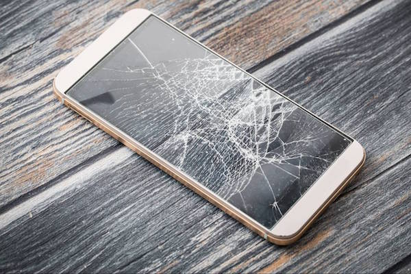 THERE'S A NEW SOLUTION FOR YOUR BROKEN SMARTPHONE: SELF-HEALING