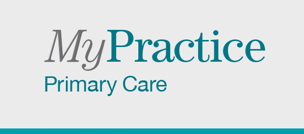 MyPractice Primary Care wordmark