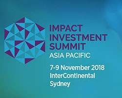 Impact Investment Summit Asia Pacific