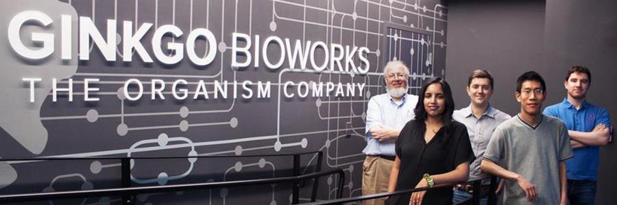 The Founders of Ginkgo Bioworks