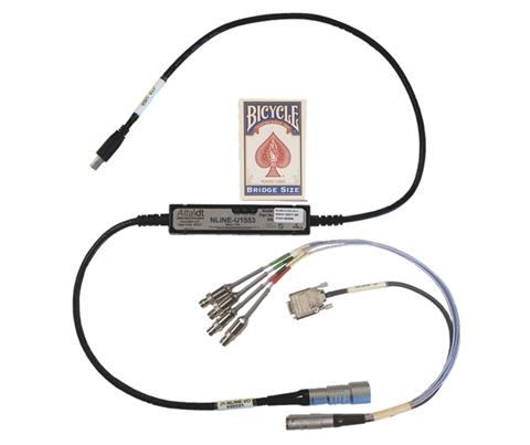 MIL-STD-1553 USB 3 SuperSpeed Adapter