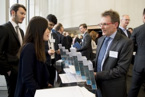 Attendees at The Defence Innovation Hub annual industry update. Defence