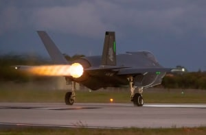 The range of parts produced in Australia have delivered 500 tail sets for the F-35 program.