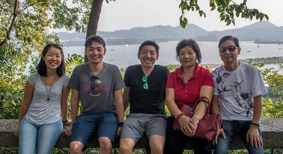 Fu Family Photo