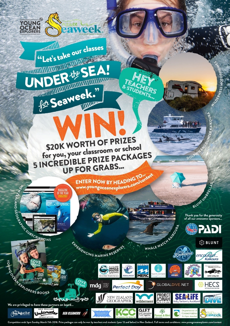 Young Ocean Explorers competition
