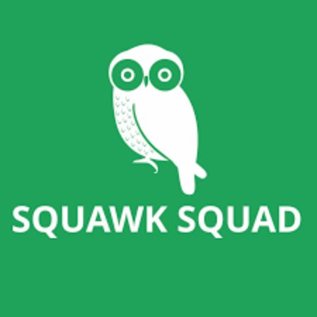 Squawk Squad logo