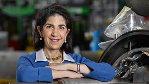 Dr Fabiola Gianotti