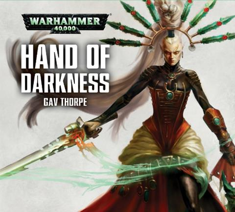 Cover of Hand of Darkness by Gav Thorpe