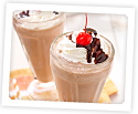 Photo of: Banana Split Shake