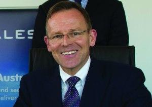 AMGC MD Dr Jens Goennemann. Credit: Thales Australia