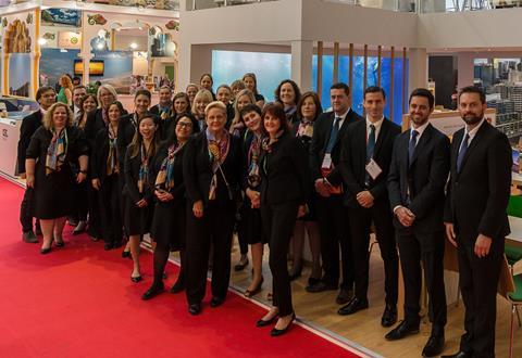 Australian Team at IMEX
