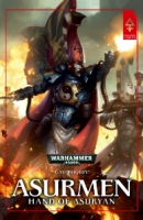 Cover of Asurmen: Hand of Asuryan by Gav Thorpe, published by Black Library
