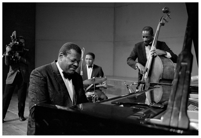 HOGTOWN HOMETOWN HEROES: OSCAR PETERSON