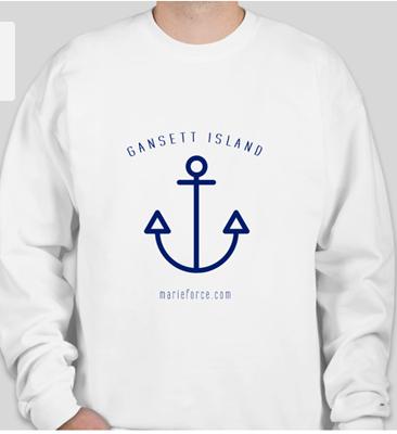 Gansett Anchor Sweatshirt