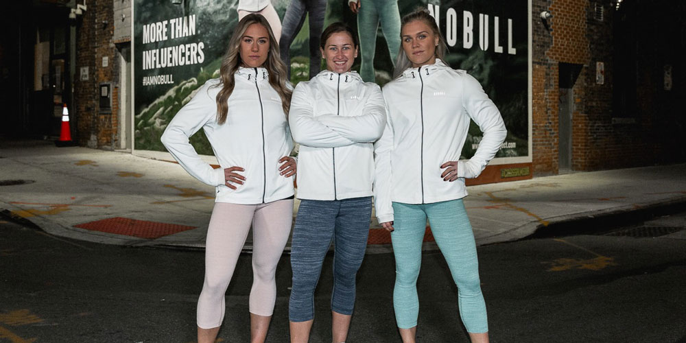 """Toomey, Davidsdottir and Wells Featured in NOBULL's """"More Than Influencers"""" Campaign"""