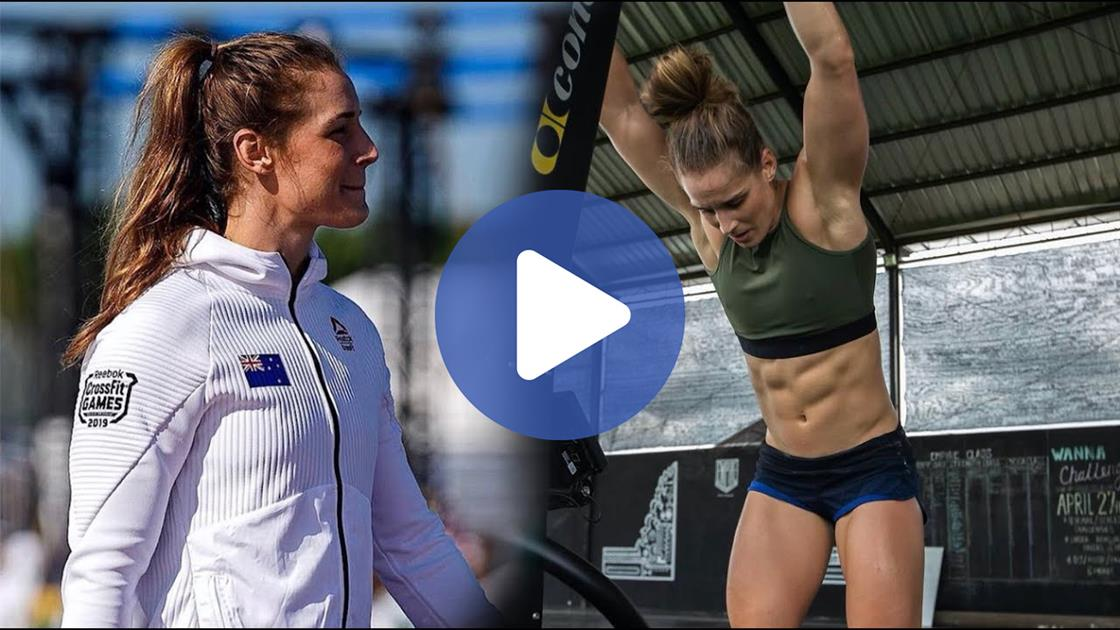 CrossFit Games Update: Catching Up With Harriet Roberts