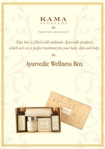 AYURVEDIC WELLNESS BOX