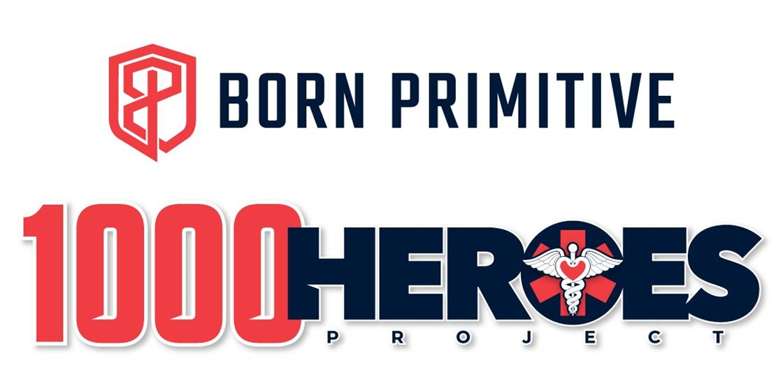 Born Primitive Recognizes Healthcare Workers With 1000 Heroes Project